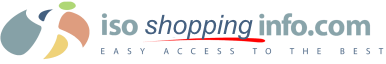 ISO Shopping Info Logo